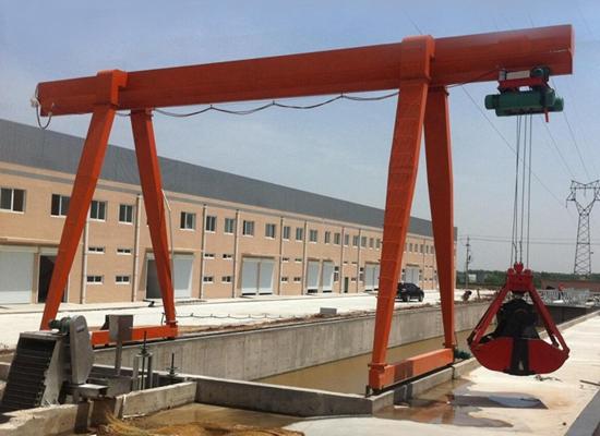 Single-Girder-15-Ton-Gantry-Crane