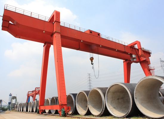 Wide-Use-20-Ton-Gantry-Crane